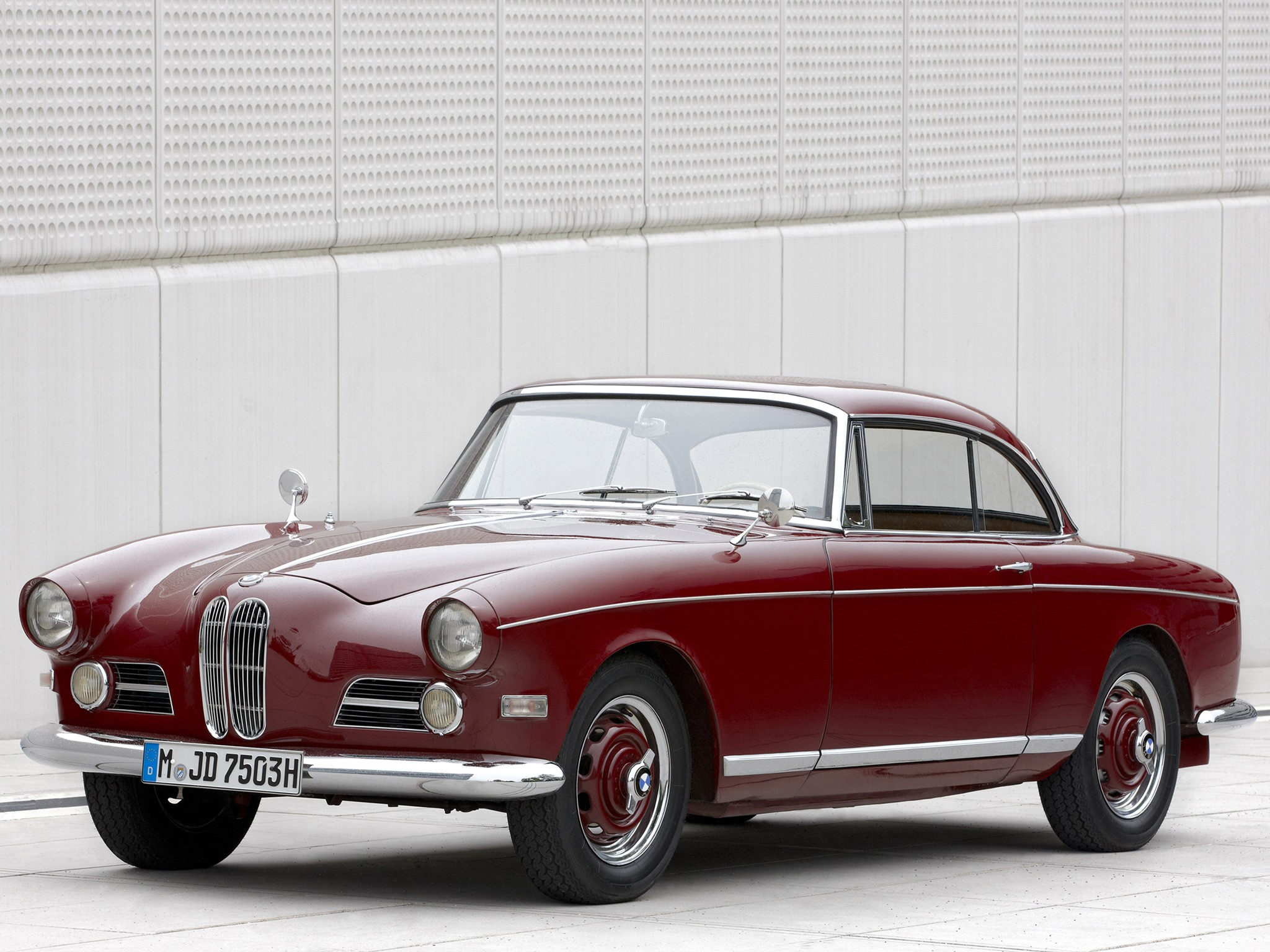 bmw 503 coupe 1956 1957 1958 1959 autoevolution