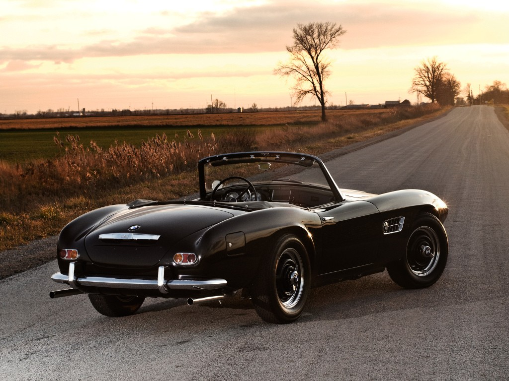 BMW 507 TS Roadster specs - 1955, 1956, 1957, 1958, 1959 ...