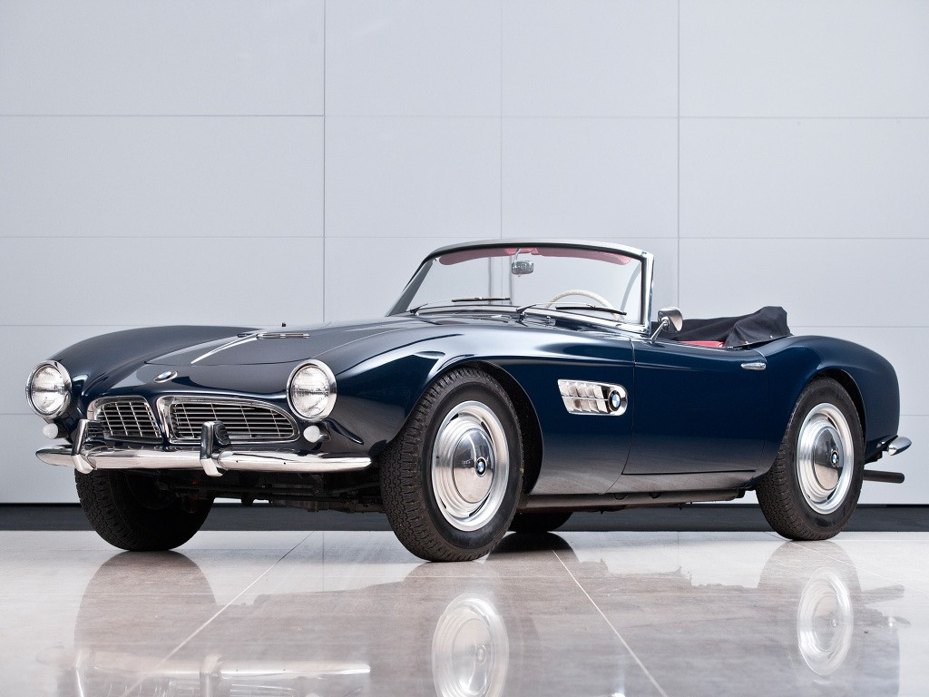 Bmw 507 Ts Roadster Specs 1955 1956 1957 1958 1959
