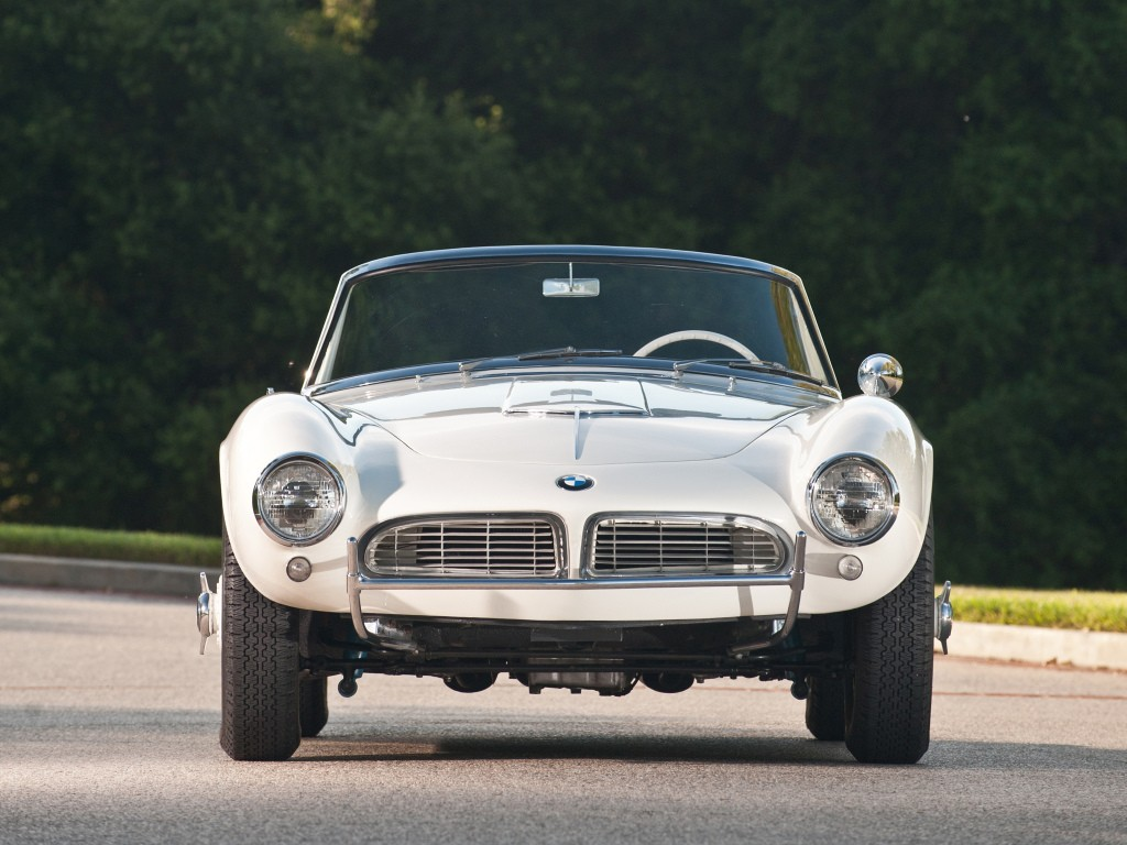 Bmw 507 Ts Roadster 1955 1956 1957 1958 1959