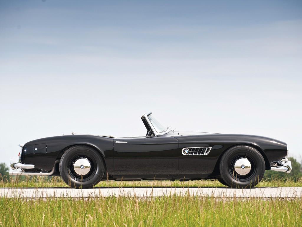 Bmw 507 Ts Roadster 1955 1956 1957 1958 1959