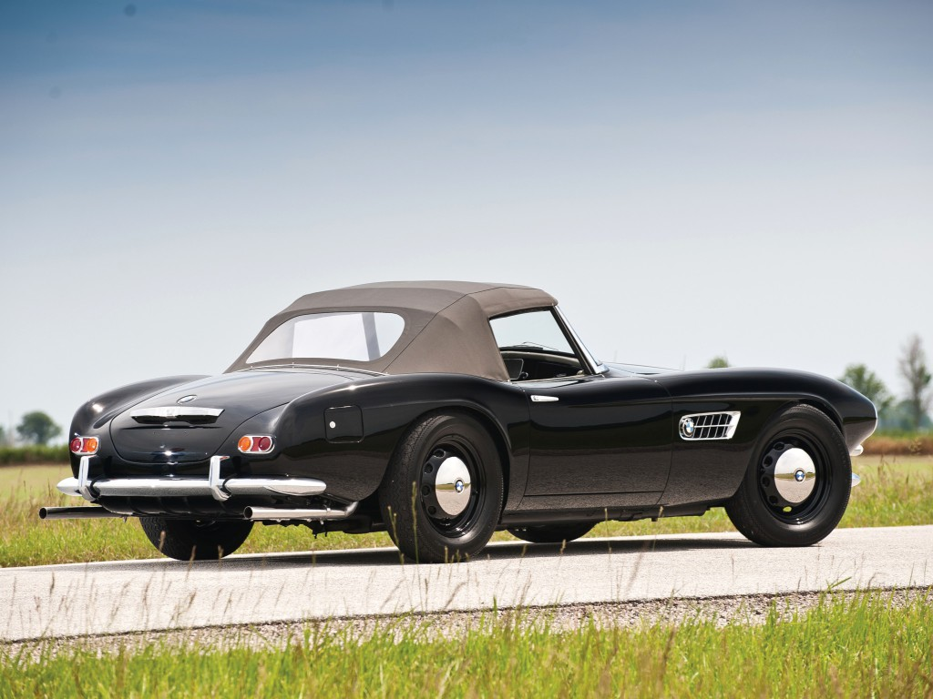 bmw 507 ts roadster 1955 1959