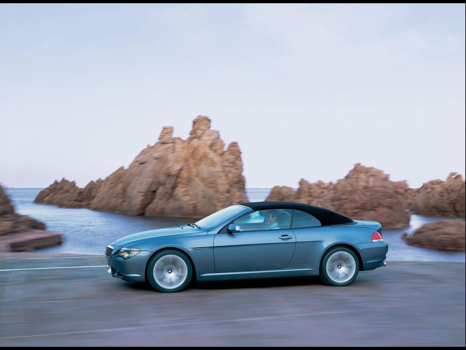 BMW 6 Series Convertible (E64) specs & photos - 2004, 2005 ...