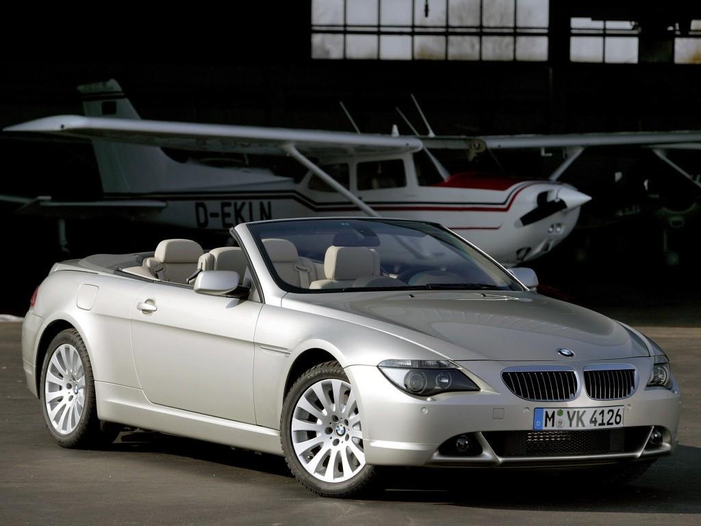 bmw 6 series convertible e64 2004 2005 2006 2007 autoevolution. Black Bedroom Furniture Sets. Home Design Ideas