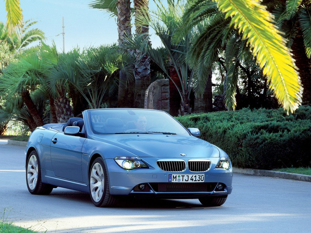 bmw 6 series convertible e64 specs 2004 2005 2006 2007 autoevolution. Black Bedroom Furniture Sets. Home Design Ideas