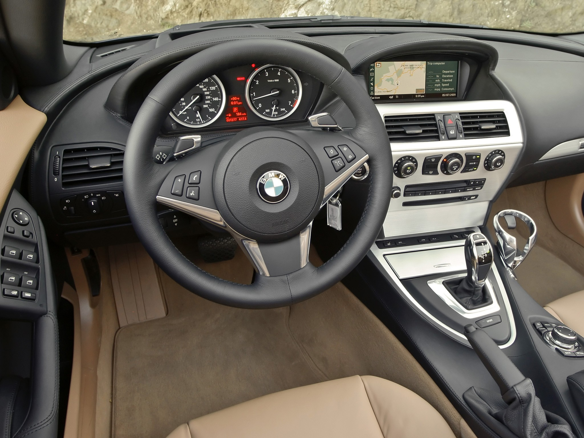 Bmw M6 Gran Coupe >> BMW 6 Series Coupe (E63) specs & photos - 2007, 2008, 2009 ...