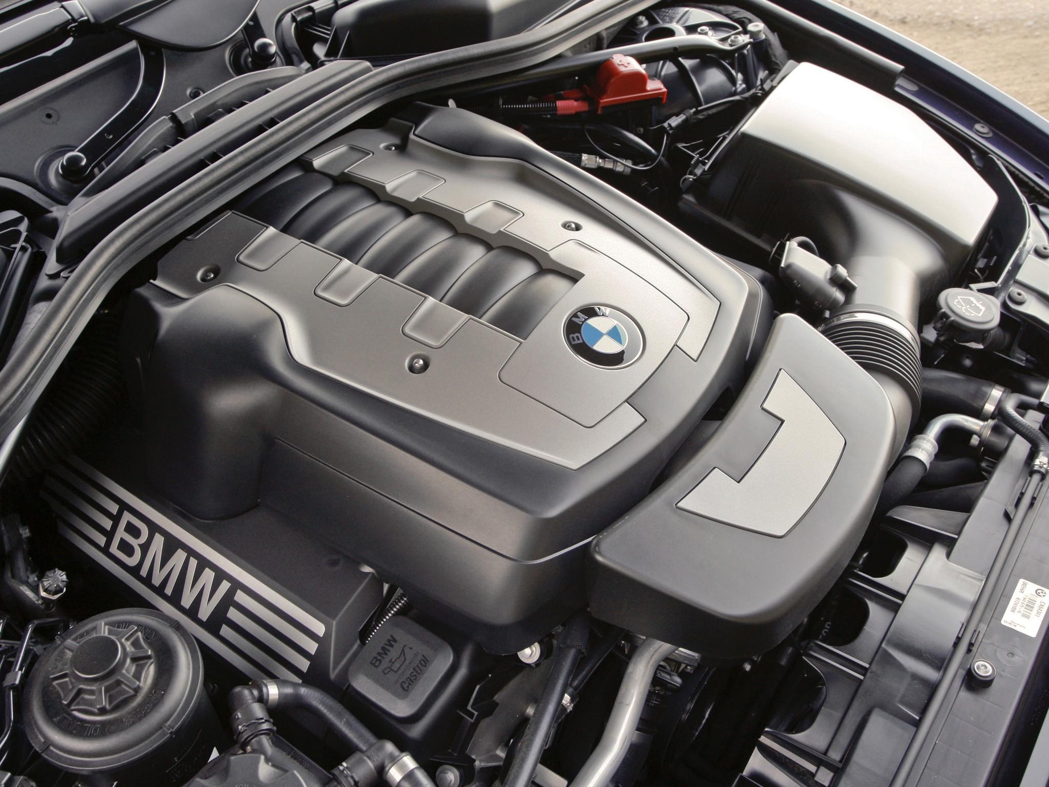 2008 bmw 650i convertible engine