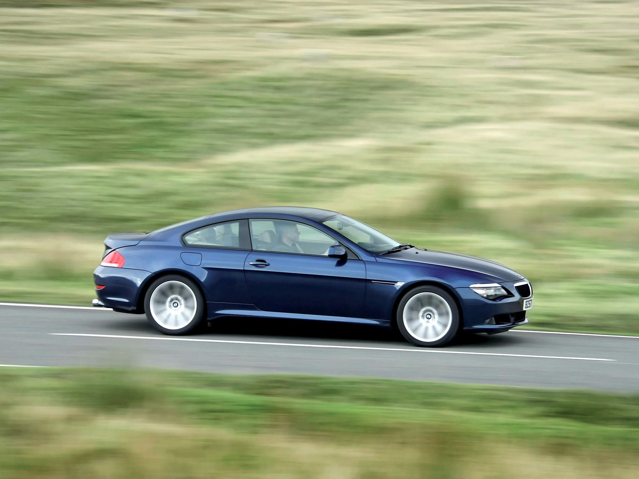 BMW 6 Series Coupe (E63) specs - 2007, 2008, 2009, 2010, 2011 ...