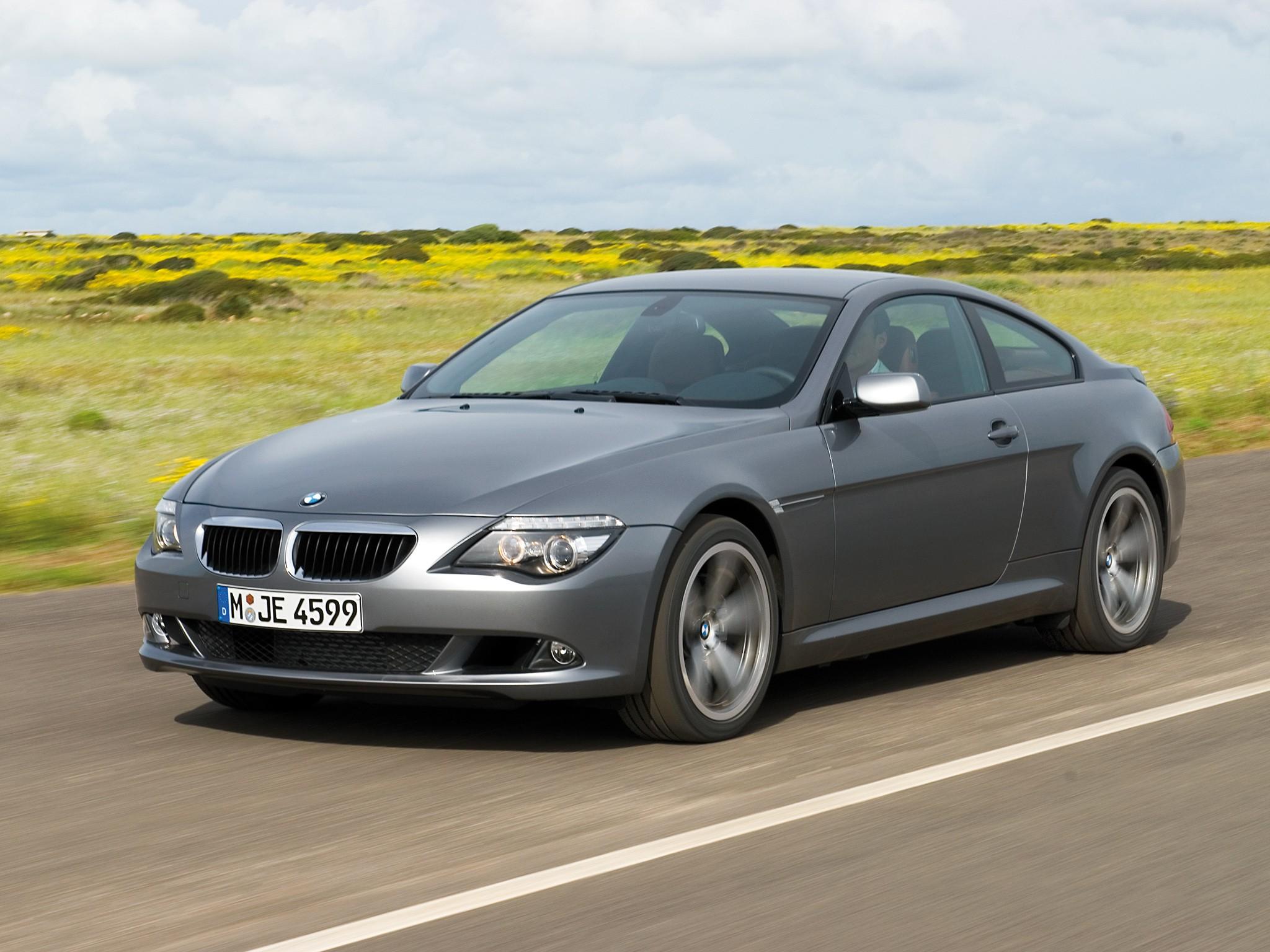 BMW Series Coupe E Specs - 2011 bmw 6 series
