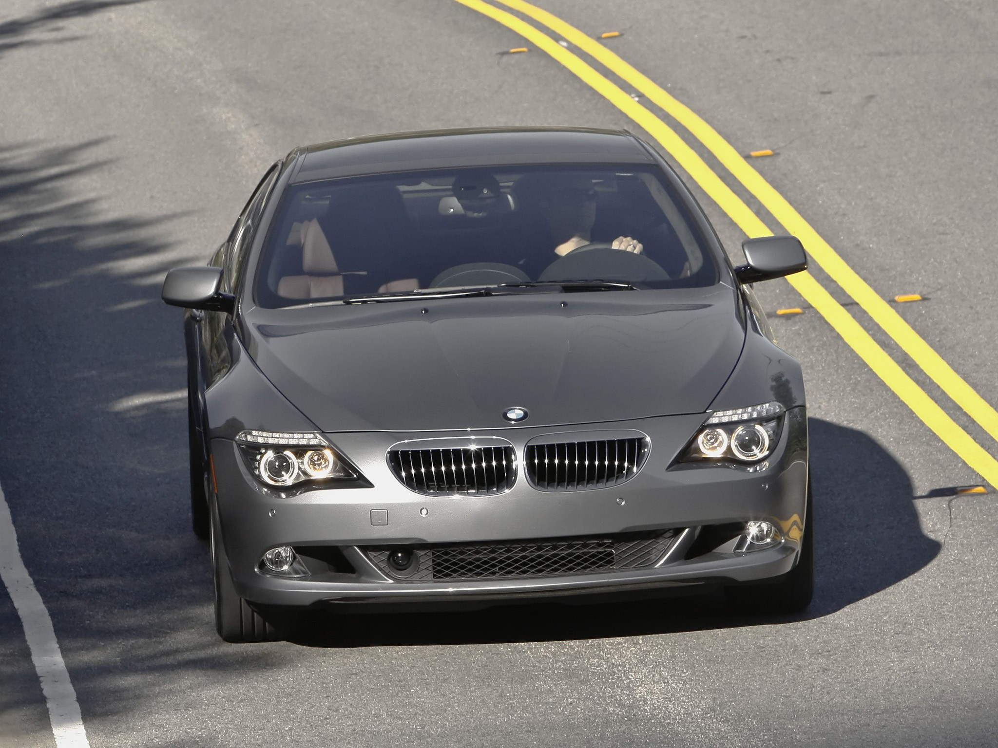 BMW 6 Series Coupe E63 specs  2007 2008 2009 2010 2011