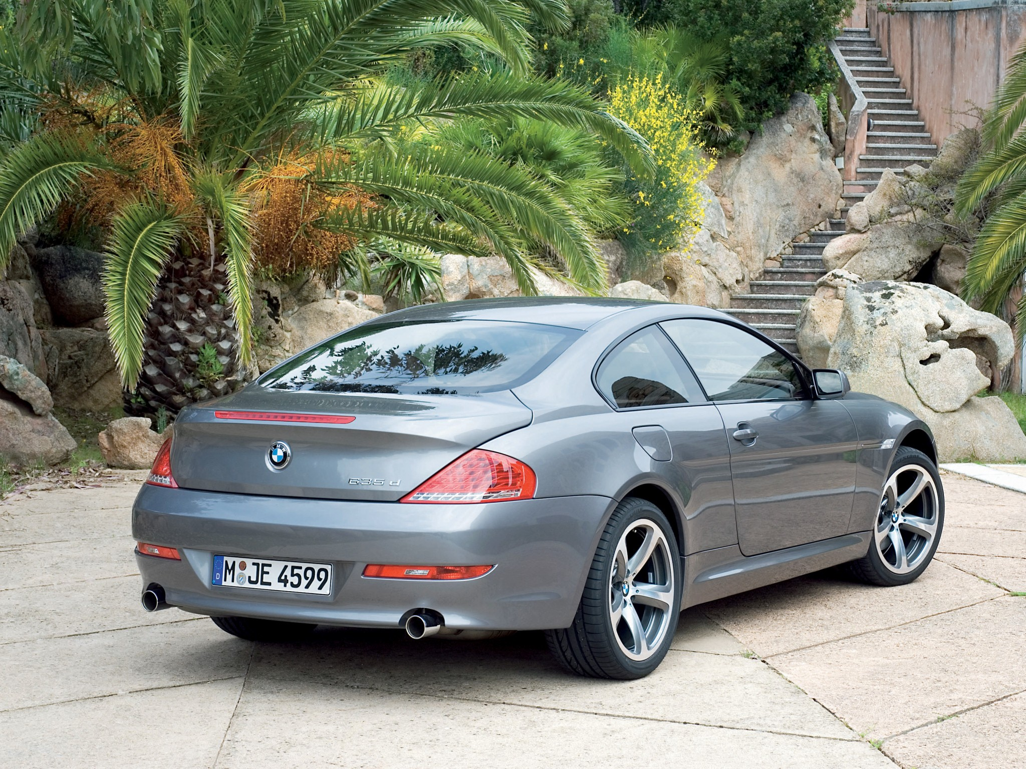 Bmw 6 Series Coupe E63 Specs Amp Photos 2007 2008 2009