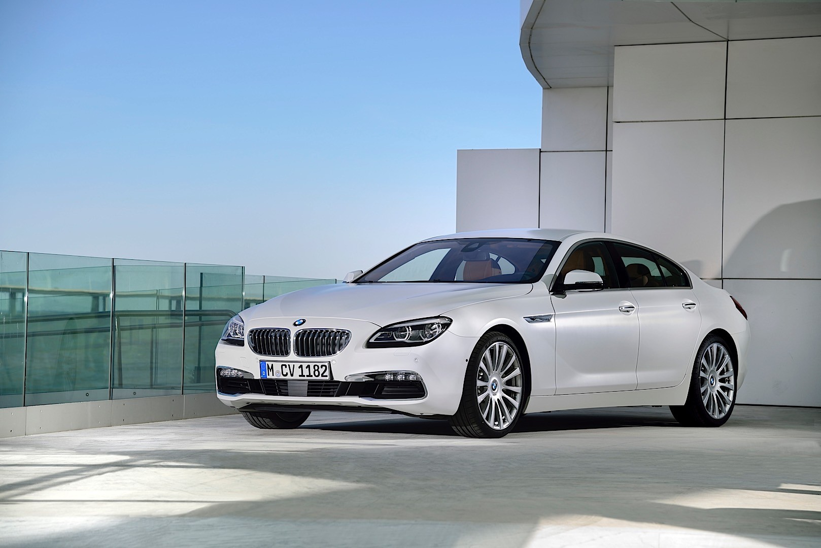 Bmw 6 Series Gran Coupe F06 Specs Amp Photos 2012 2013