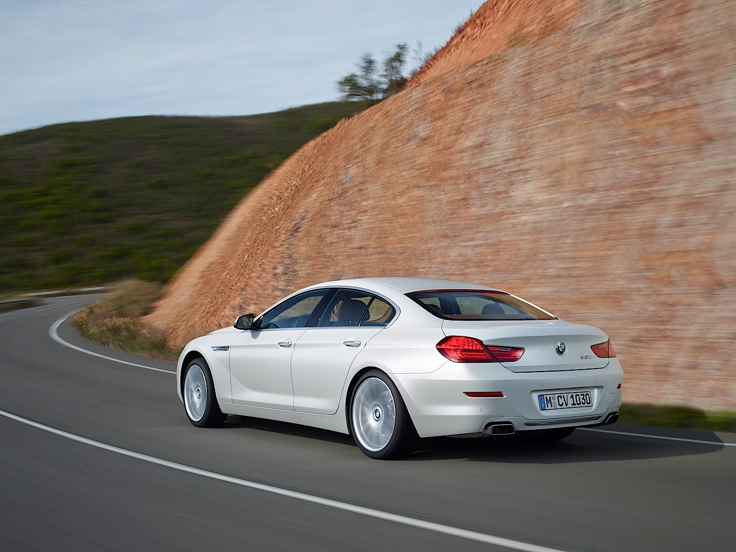 BMW bmw 6 gran coupe 2015 : BMW 6 Series Gran Coupe LCI (F06) specs - 2015, 2016, 2017, 2018 ...