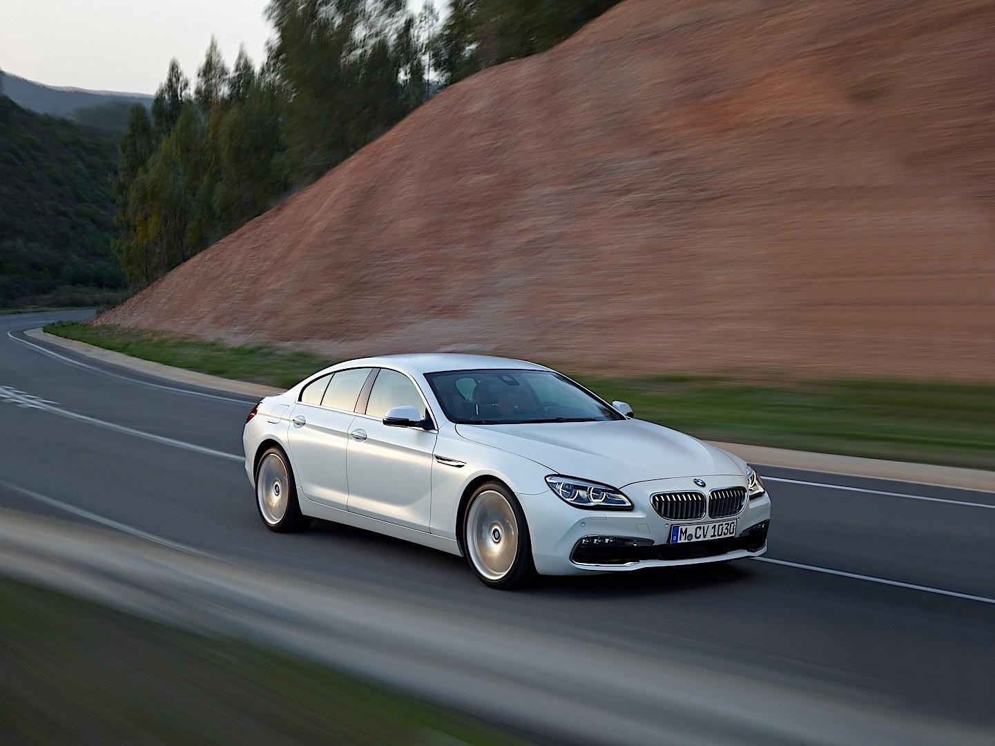 Coupe Series bmw 650i 2015 BMW 6 Series Gran Coupe LCI (F06) specs - 2015, 2016, 2017, 2018 ...