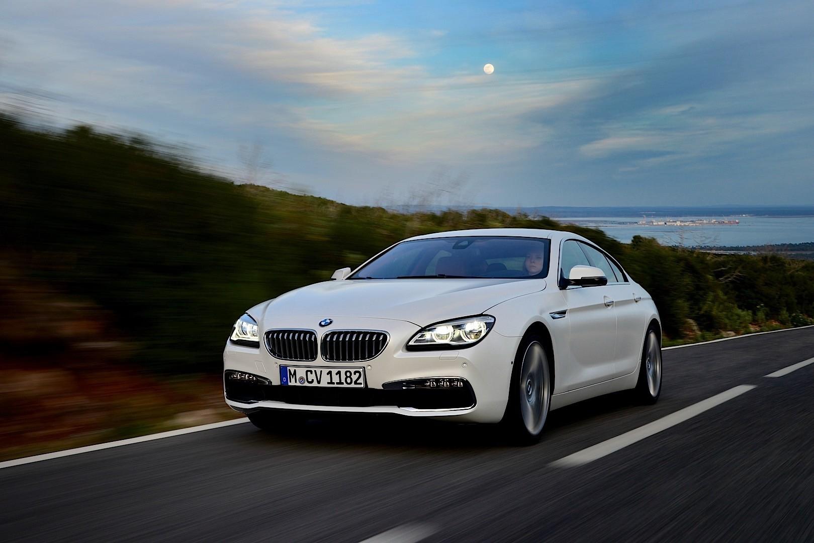 bmw series coupe gran f06 lci front autoevolution cars specs