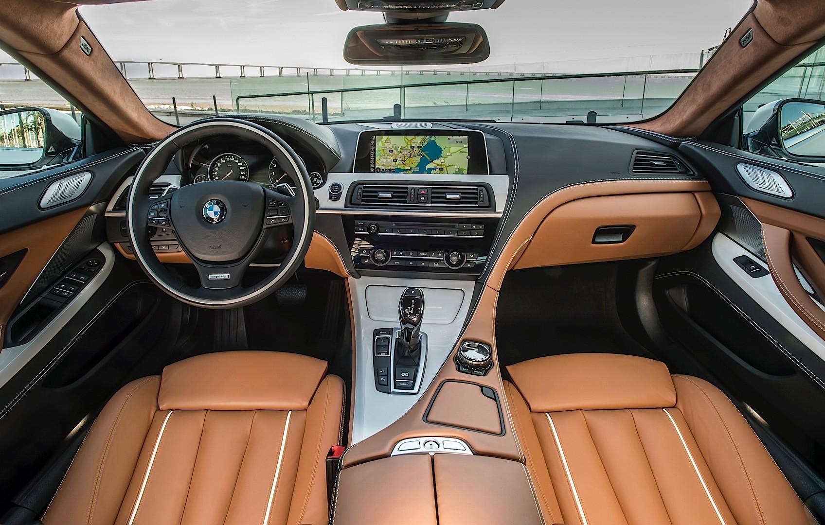 Bmw 6 Series Gran Coupe Lci F06 Specs Amp Photos 2015