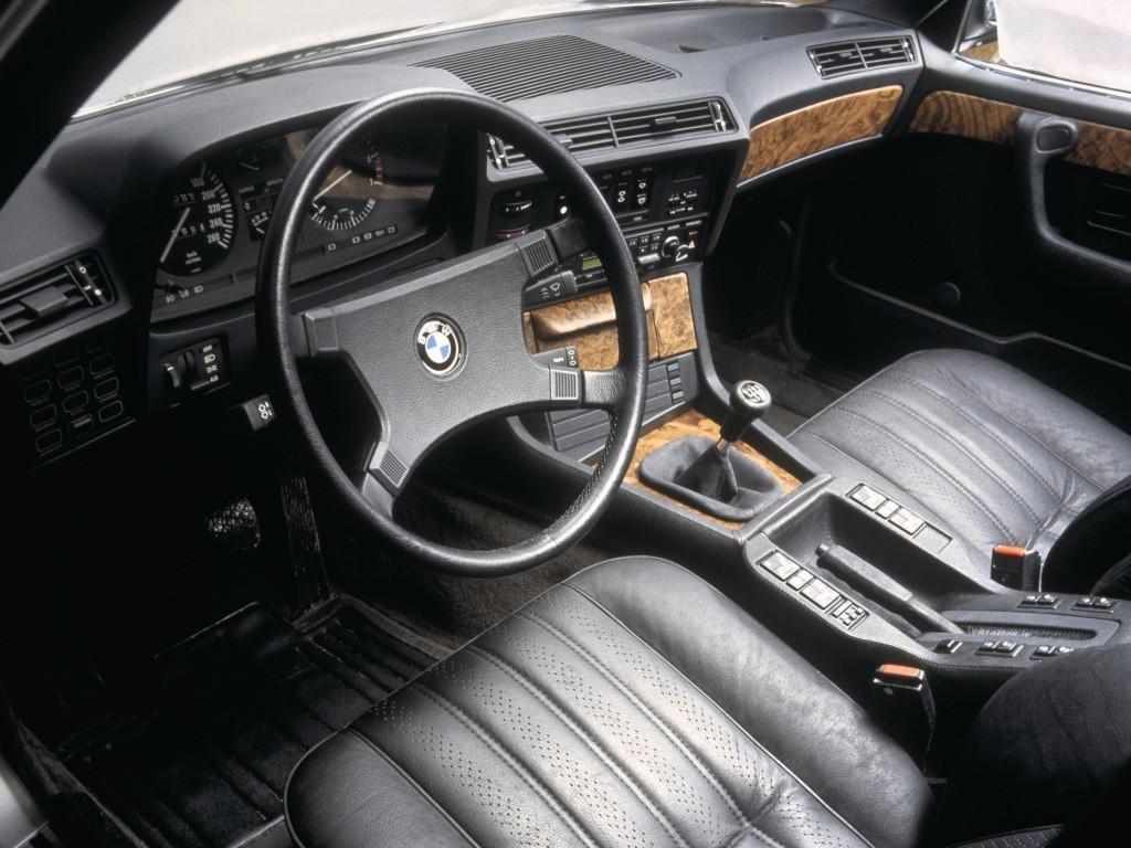 BMW 7 Series (E23) - 1977, 1978, 1979, 1980, 1981, 1982 ...
