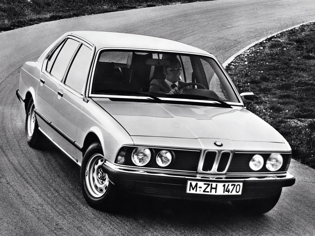 Bmw 7 Series E23 1977 1978 1979 1980 1981 1982 1983 1984 1985 1986 Autoevolution