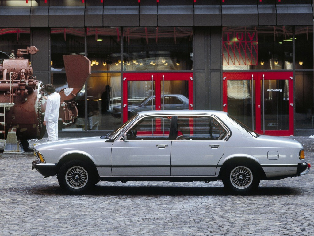 BMW 7 Series (E23) specs - 1977, 1978, 1979, 1980, 1981, 1982, 1983 ...