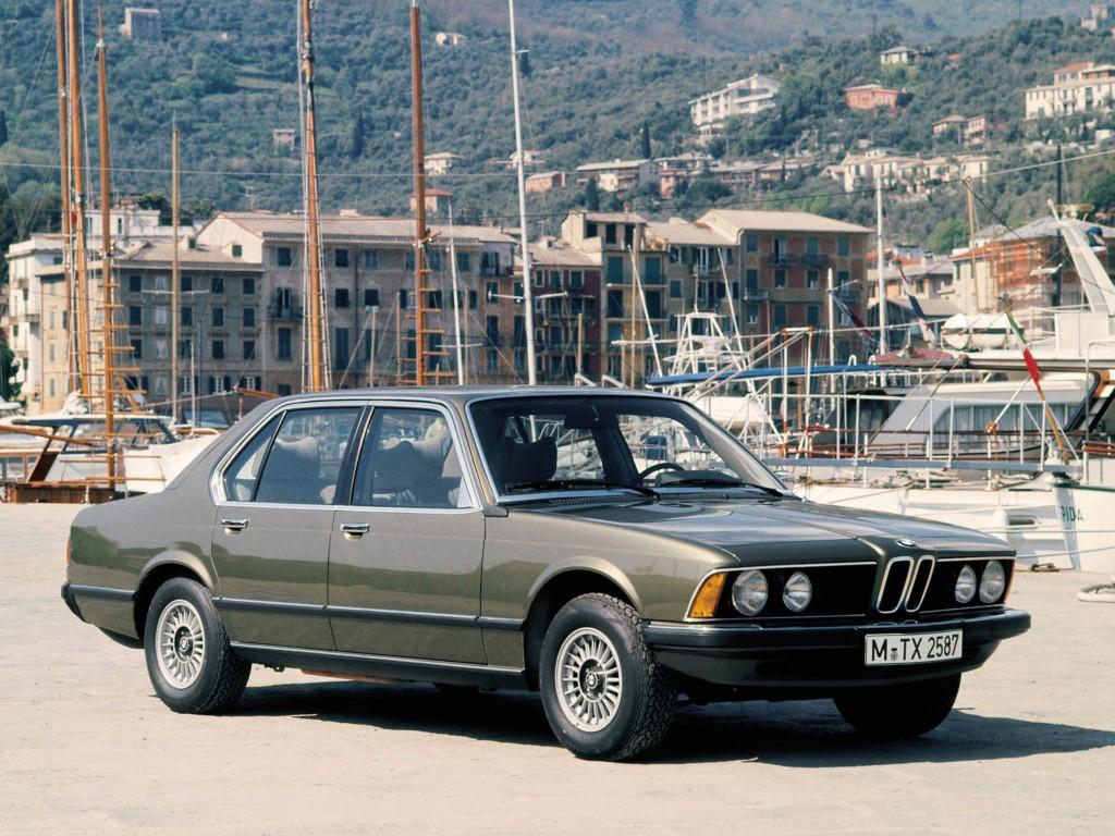 resimleri: BMW - 7er (E23) - 732i / 733i (197 Hp) BMW 7 Series ...