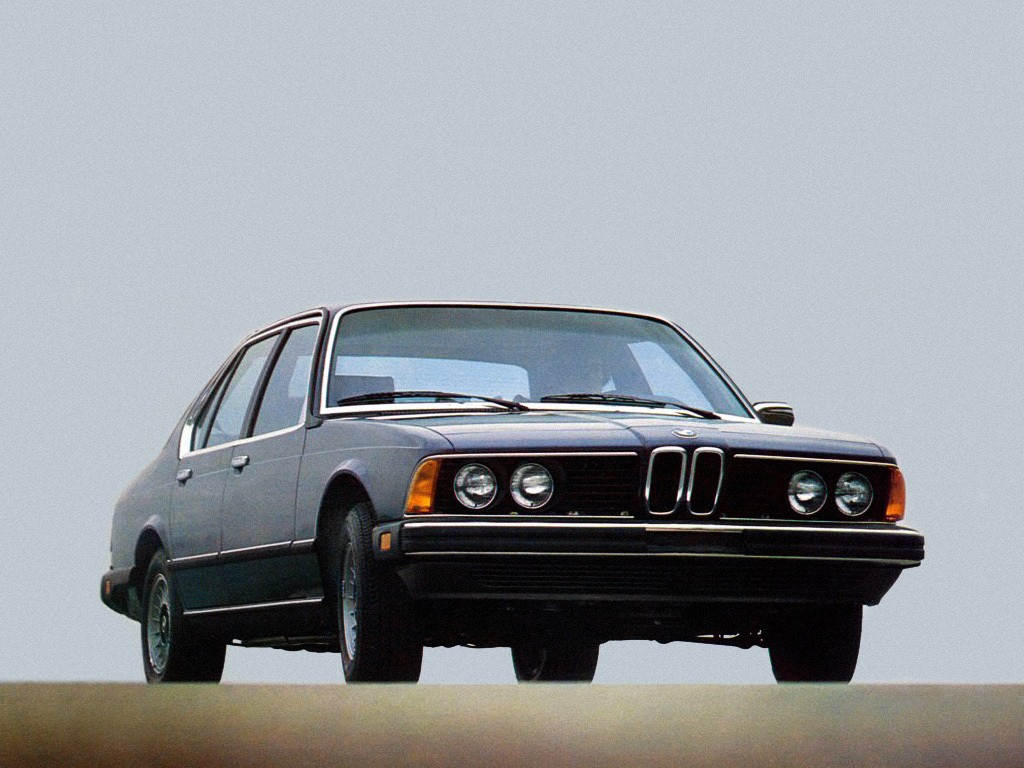 BMW 7 Series (E23) - 1977, 1978, 1979, 1980, 1981, 1982, 1983, 1984, 1985, 1986 - autoevolution