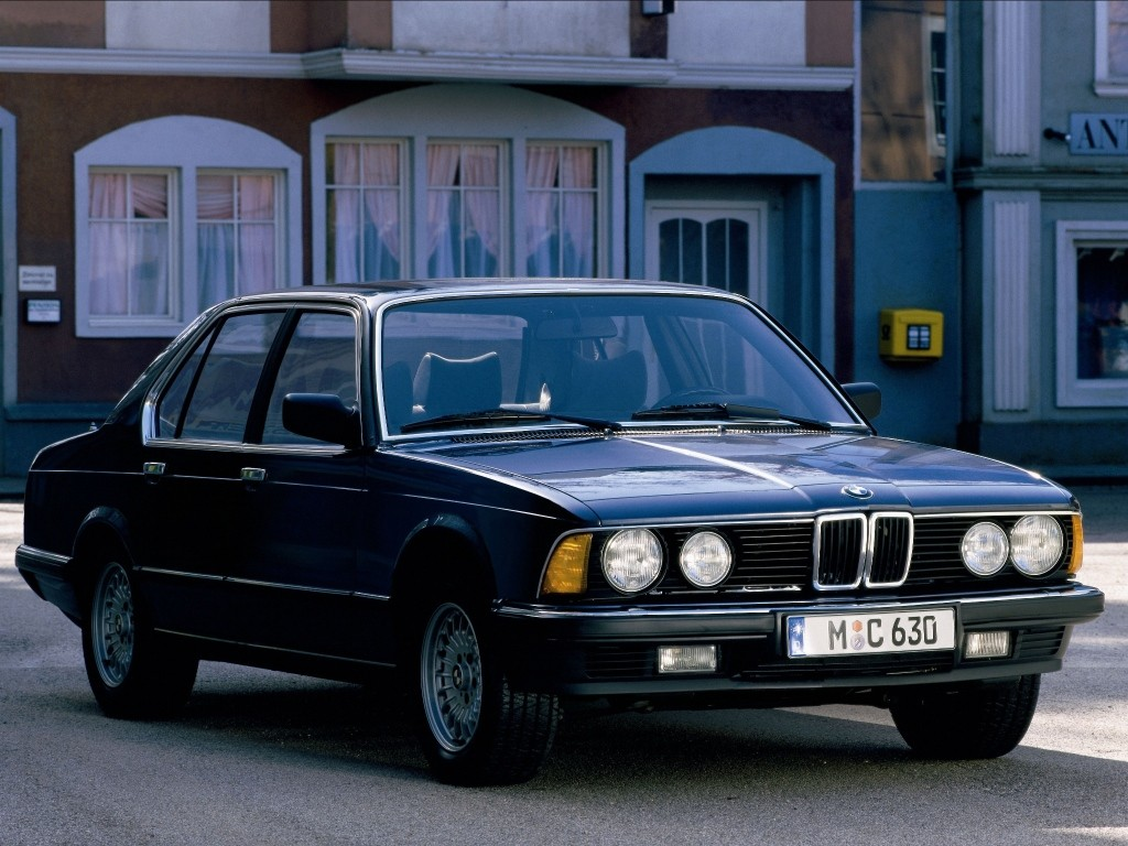 BMW 7 Series (E23) specs & photos - 1977, 1978, 1979, 1980, 1981, 1982, 1983, 1984, 1985, 1986 ...