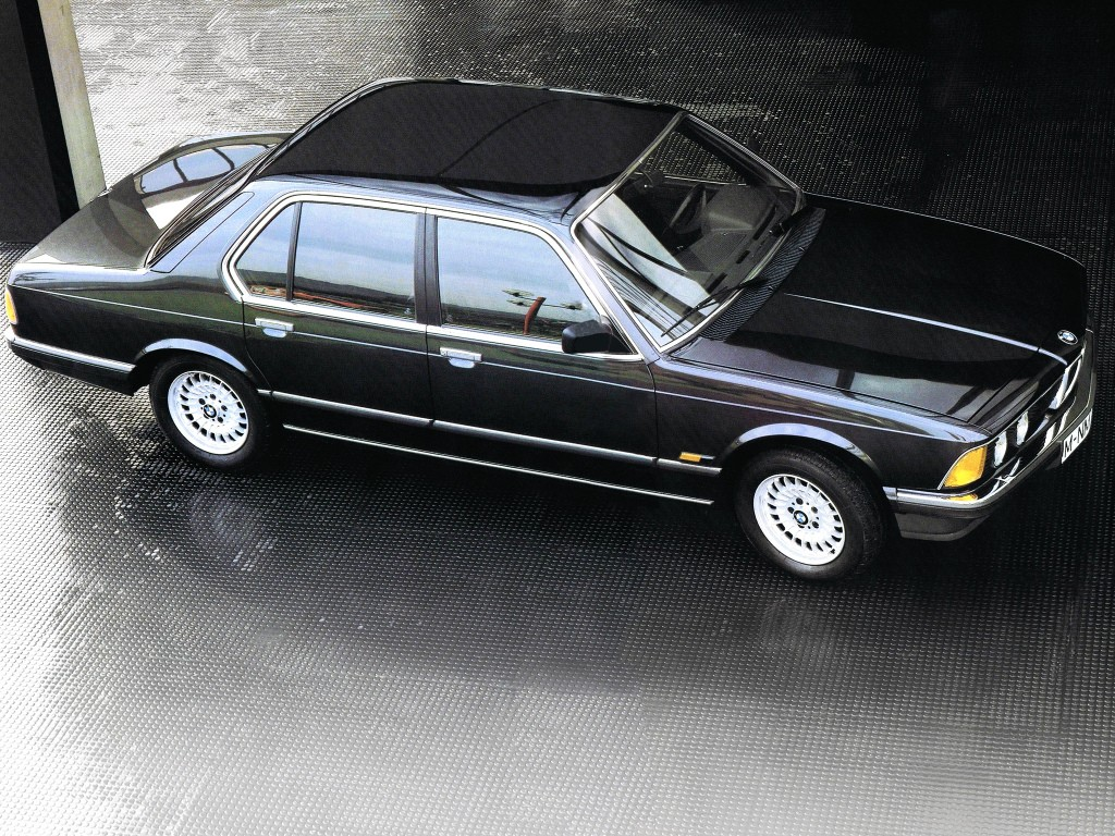BMW 7 Series (E23) - 1977, 1978, 1979, 1980, 1981, 1982, 1983, 1984, 1985, 1986 - autoevolution