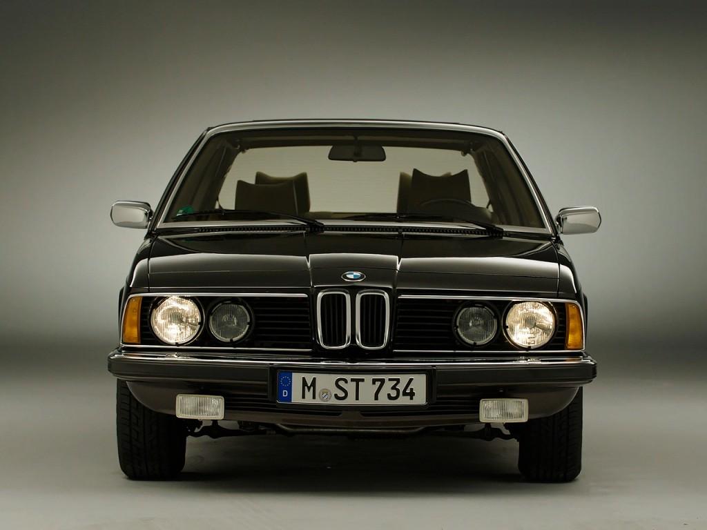 ... BMW 7 Series (E23) (1977 - 1986) ...