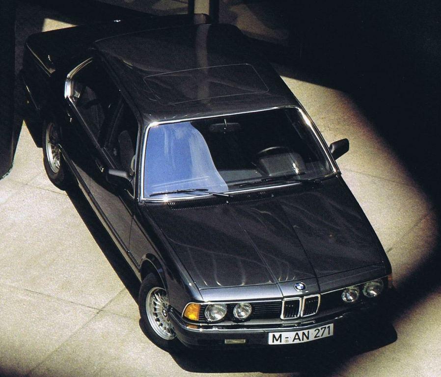 BMW 7 Series (E23) Specs & Photos