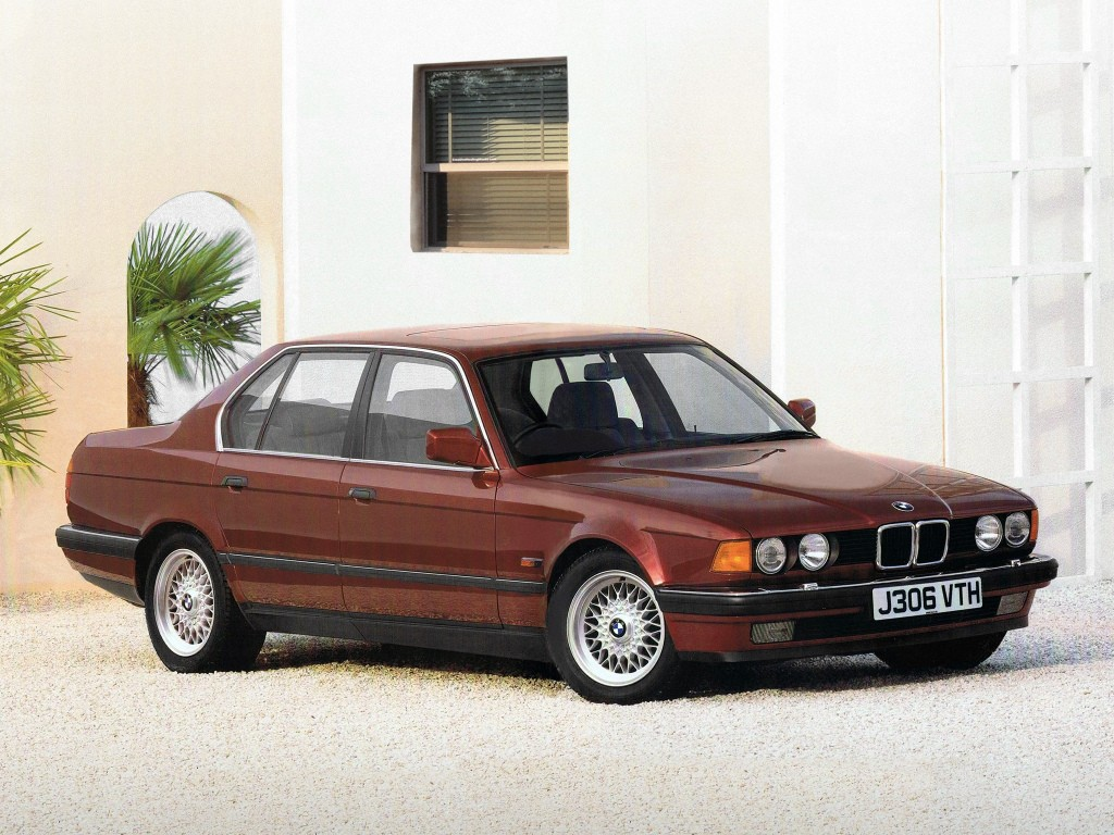 Bmw 7 Series E32 Specs Amp Photos 1986 1987 1988 1989