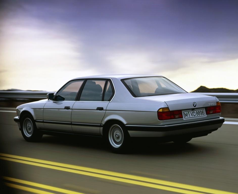 Bmw 7 Series E32 Specs 1986 1987 1988 1989 1990