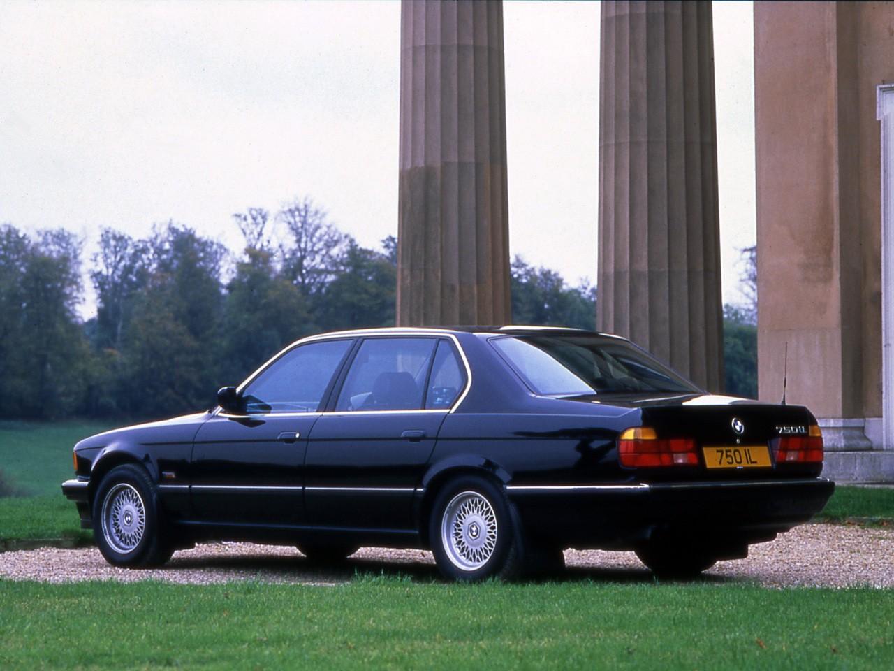 Bmw 7 Series E32 Specs Amp Photos 1986 1987 1988 1989