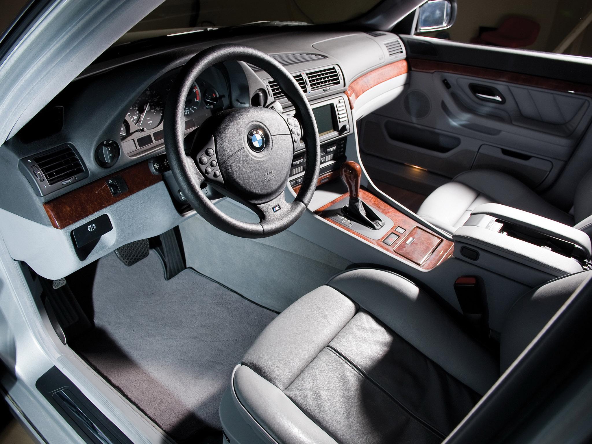 Bmw 7 Series E38 1998 1999 2000 2001 Autoevolution