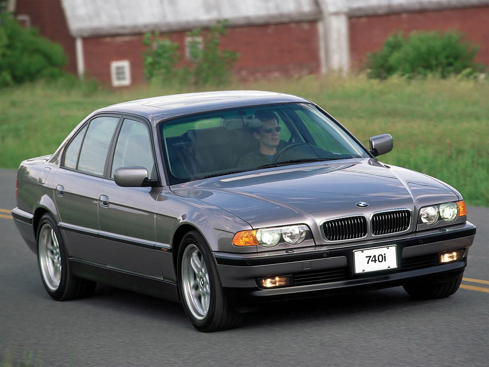 1998 BMW 740I on Bmw Wiring Diagram