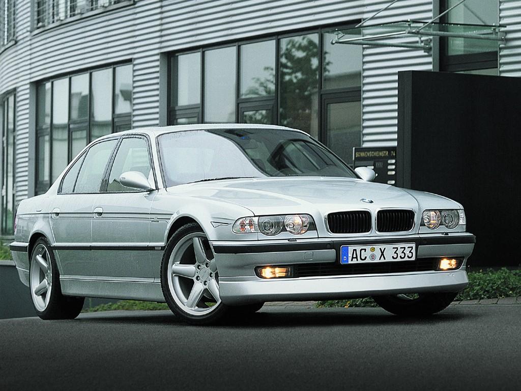 BMW 750i e32 7 series