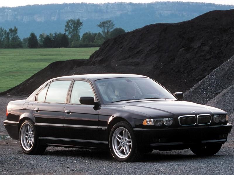 BMW 7 Series E38 1998