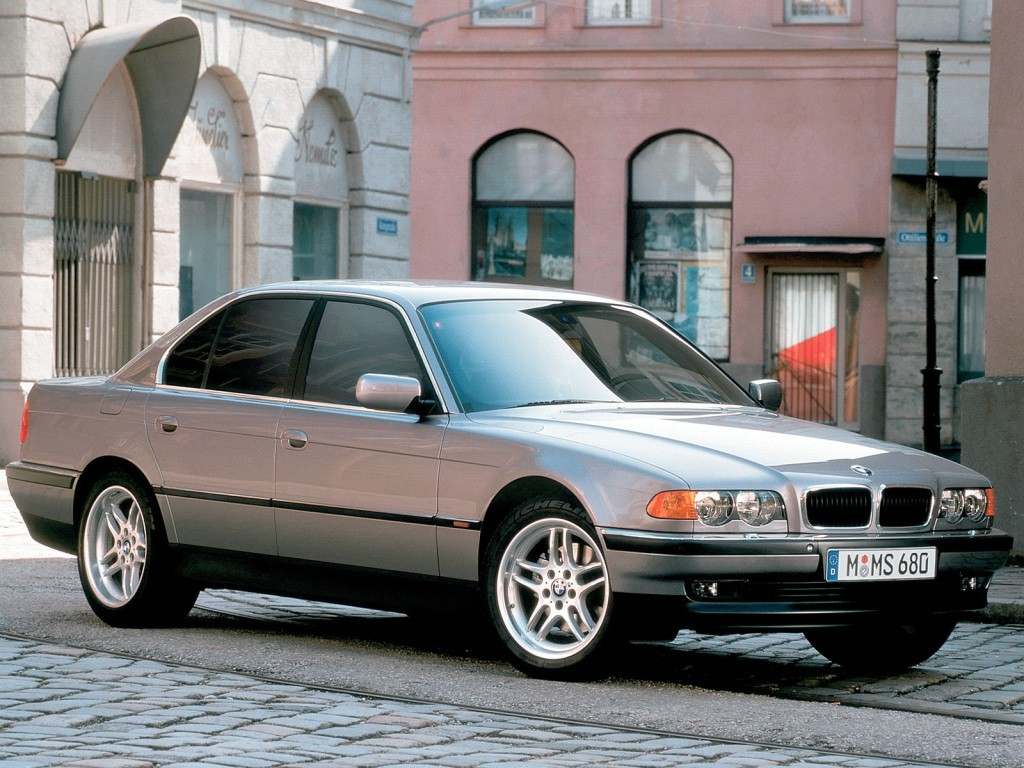 bmw 7 series e38 specs photos 1998 1999 2000 2001. Black Bedroom Furniture Sets. Home Design Ideas