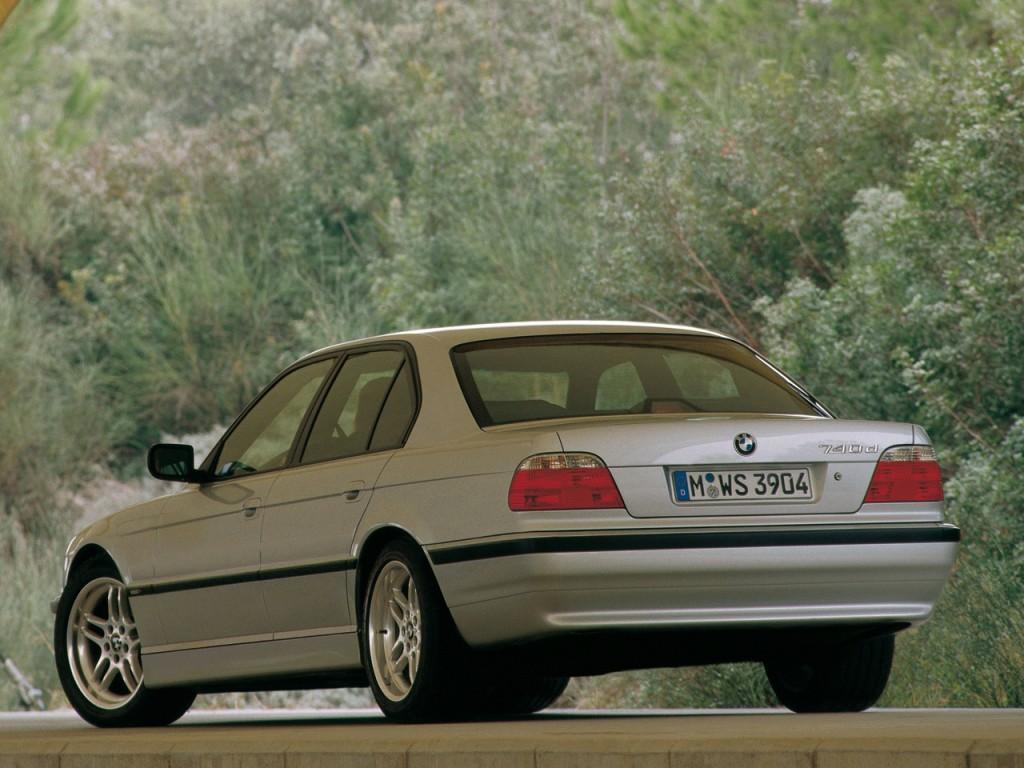 bmw 740d 1994