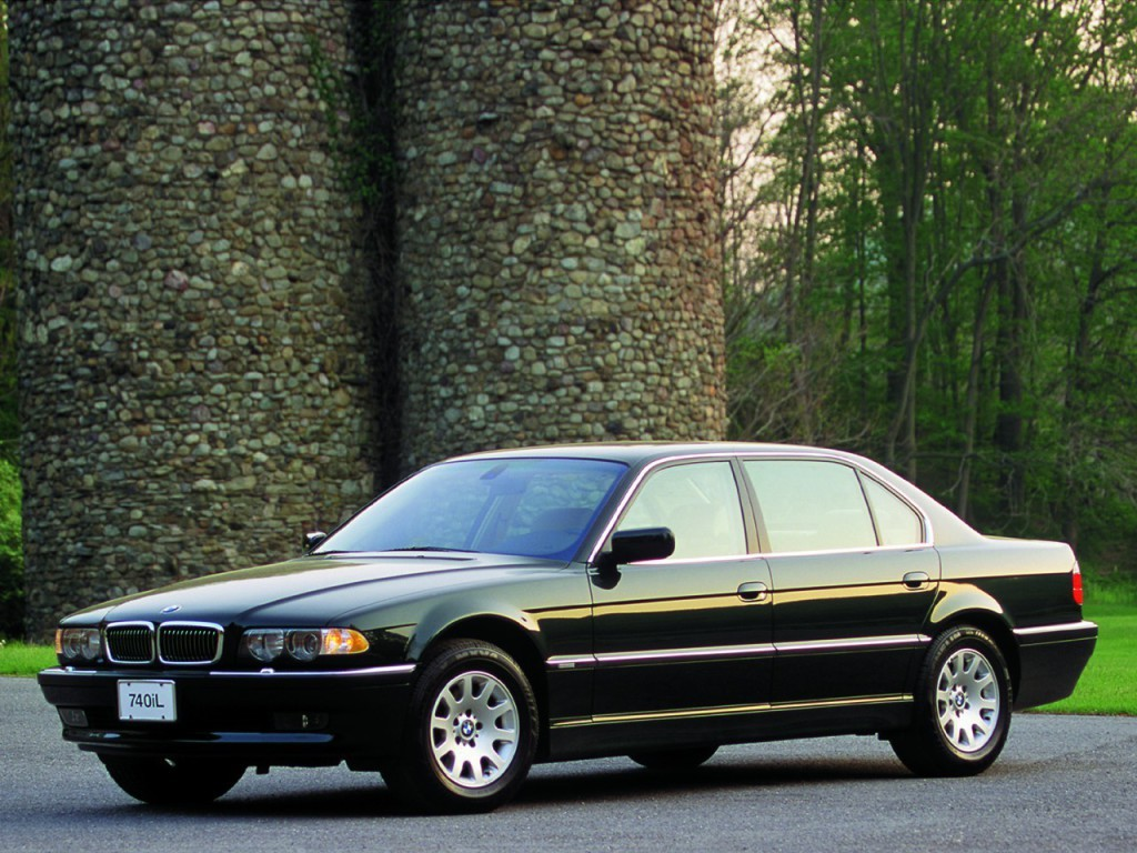 1999 Bmw 7 Series E38 For Sale Thxsiempre
