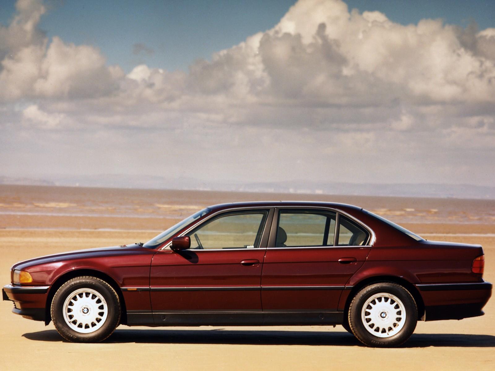BMW 7 Series (E38) - 1994, 1995, 1996, 1997, 1998 ...