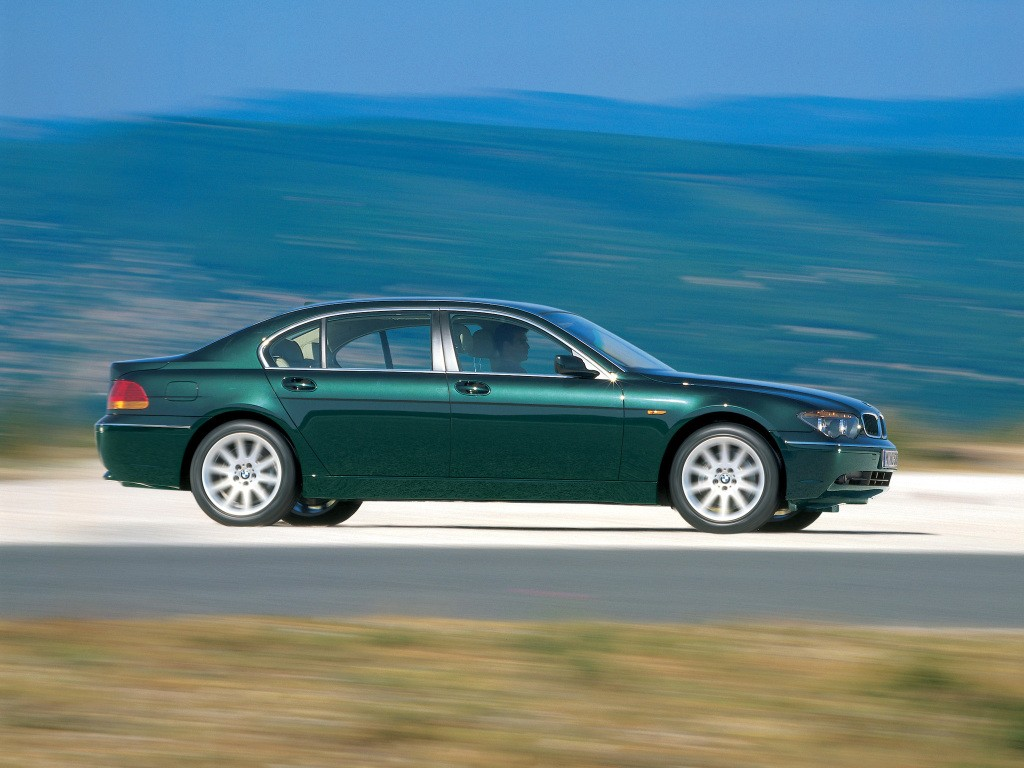 BMW 7 Series (E65/E66) specs - 2001, 2002, 2003, 2004, 2005 - autoevolution