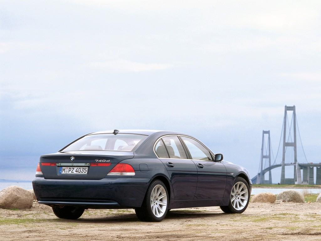 Bmw 7 Series E65 E66 Specs 2001 2002 2003 2004 2005 Autoevolution