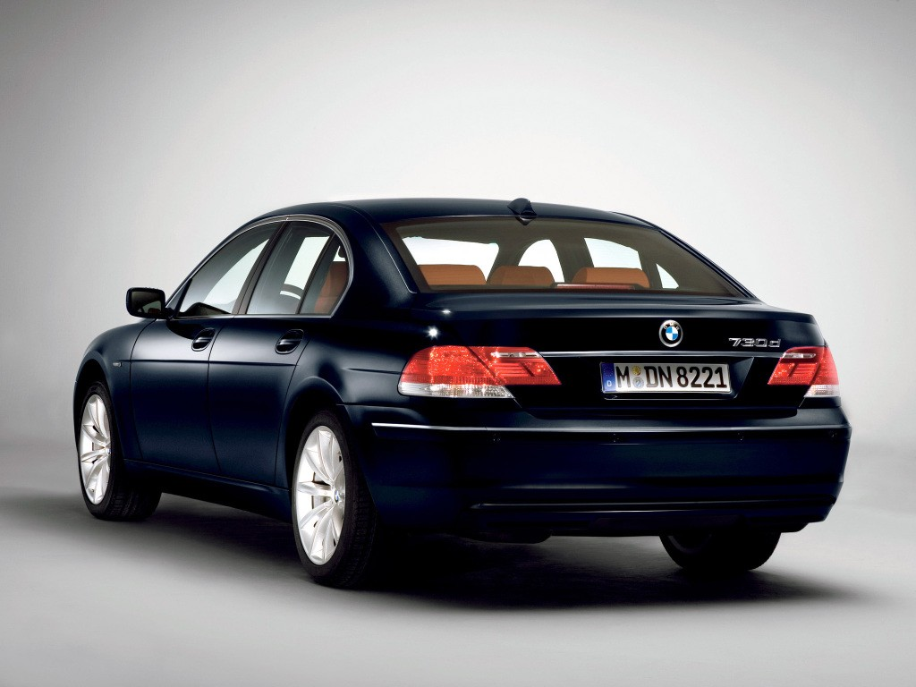 2006 Bmw 750i >> BMW 7 Series (E65/E66) - 2005, 2006, 2007 - autoevolution