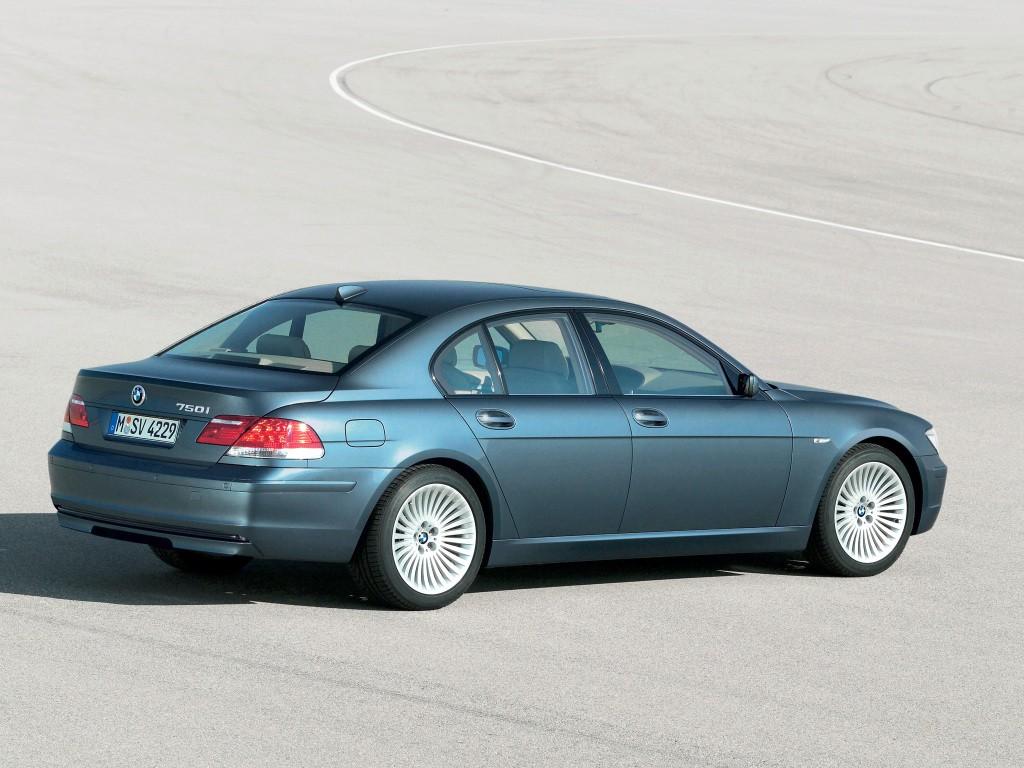2006 Bmw 750i >> BMW 7 Series (E65/E66) specs - 2005, 2006, 2007 - autoevolution