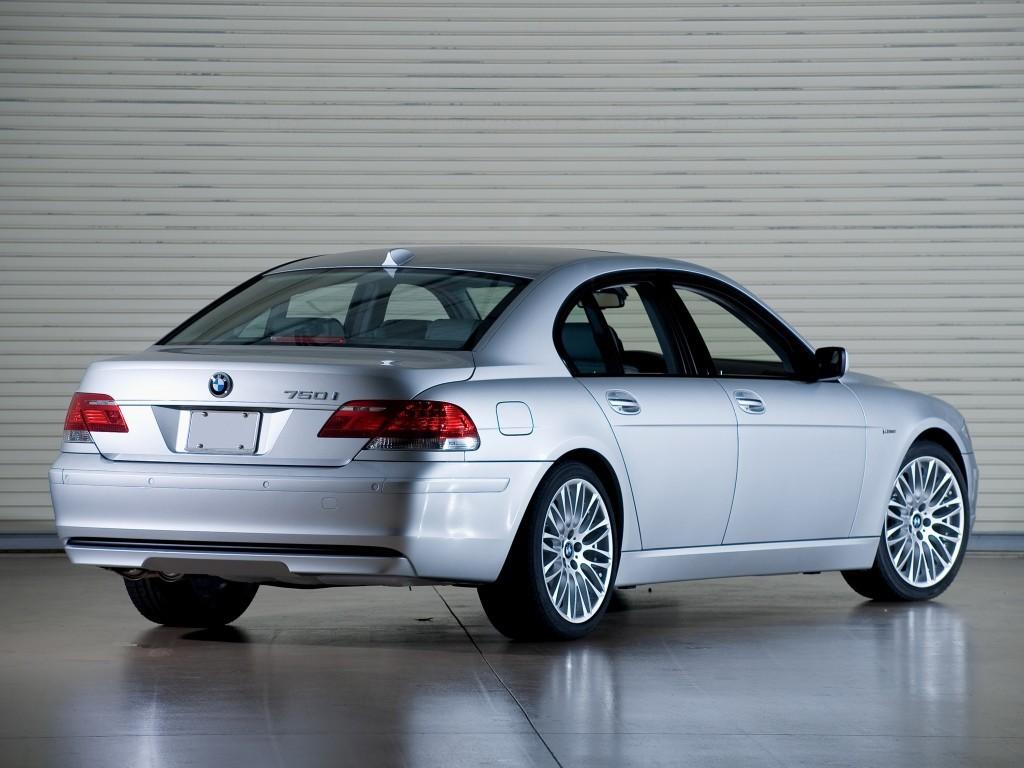 2006 Bmw 750i >> BMW 7 Series (E65/E66) specs & photos - 2005, 2006, 2007 - autoevolution