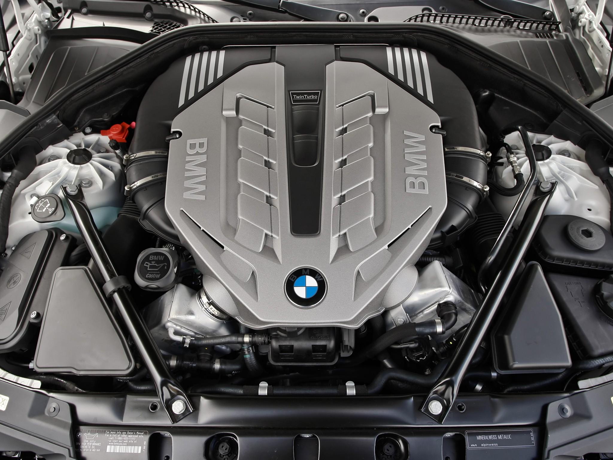 BMW 7 Series (F01/02) specs & photos - 2008, 2009, 2010 ...
