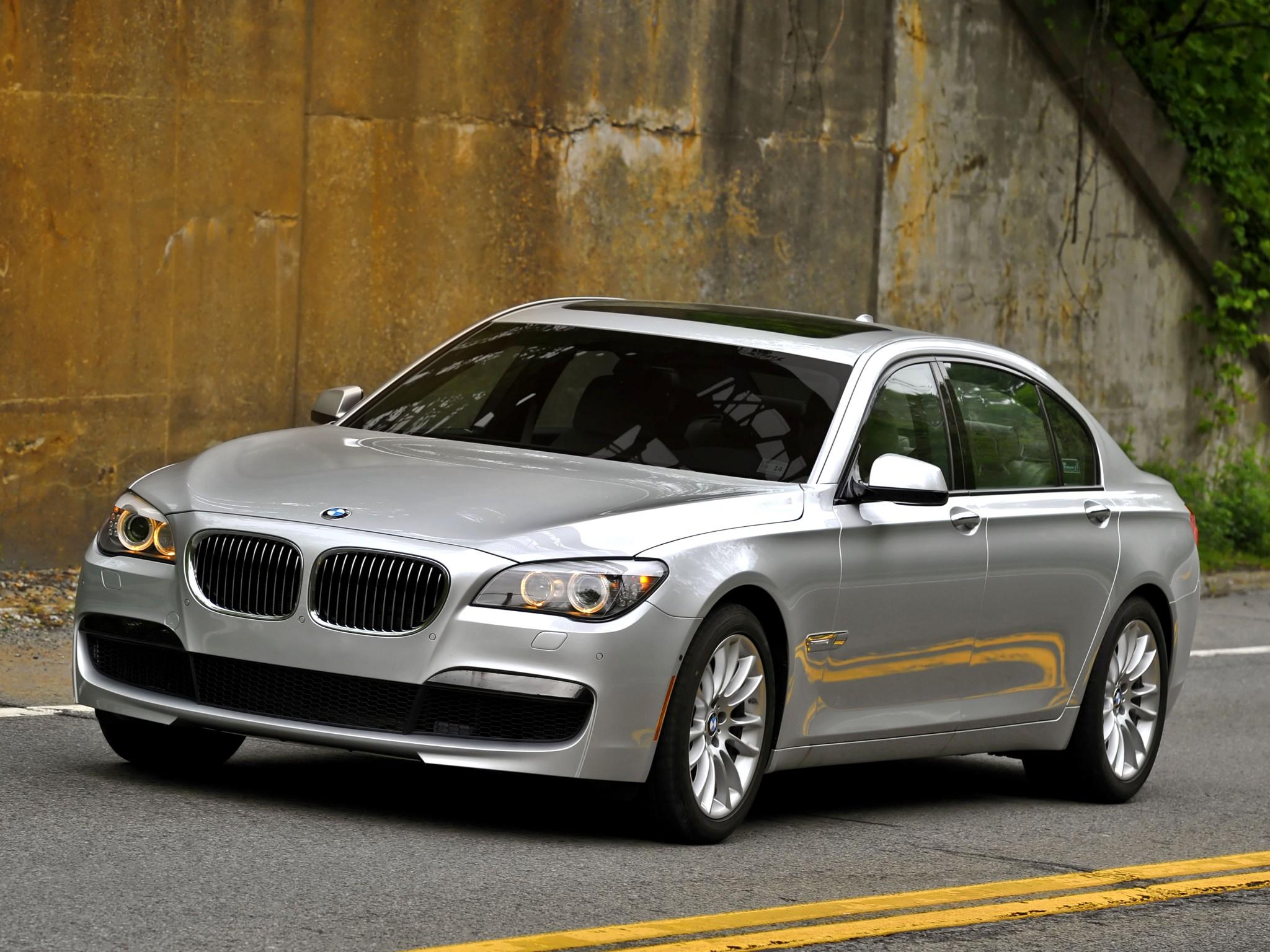 BMW 7 Series (F01/02) specs - 2008, 2009, 2010, 2011, 2012 ...
