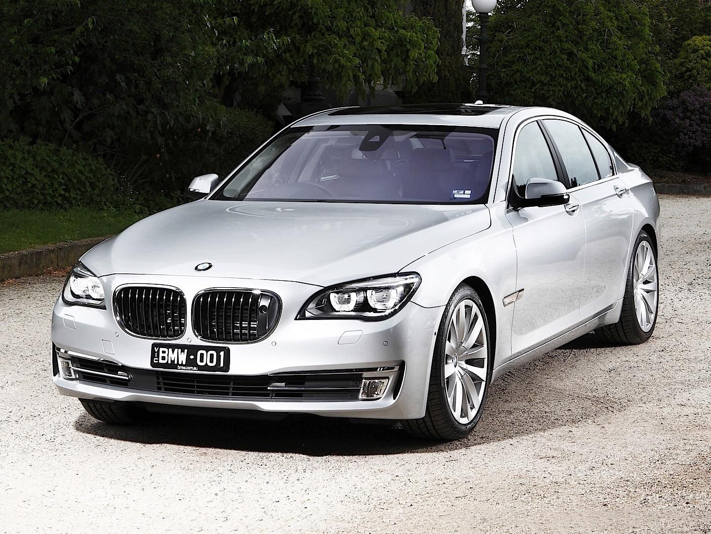 BMW 7 Series (F01/02) Facelift specs & photos - 2012, 2013 ...