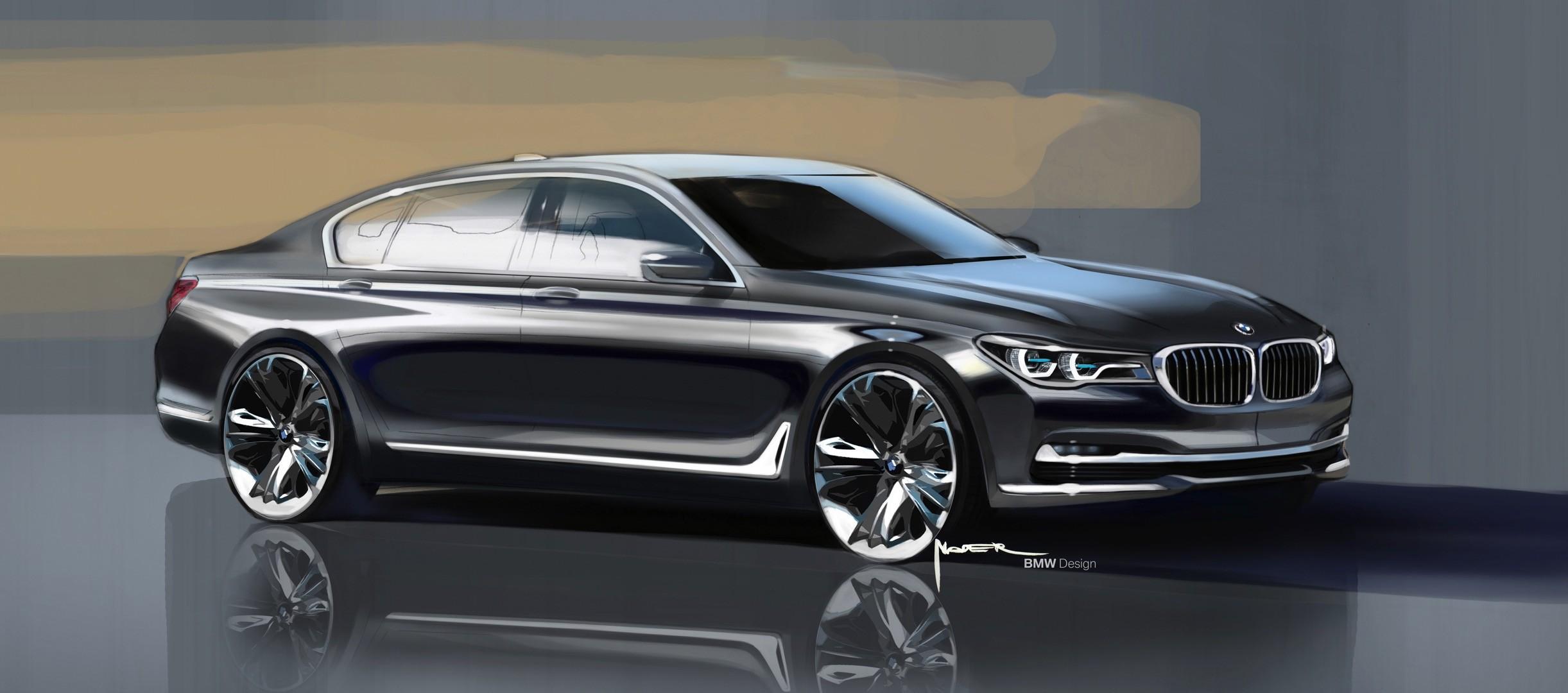 Bmw 7 Series G11 G12 2016 Autoevolution