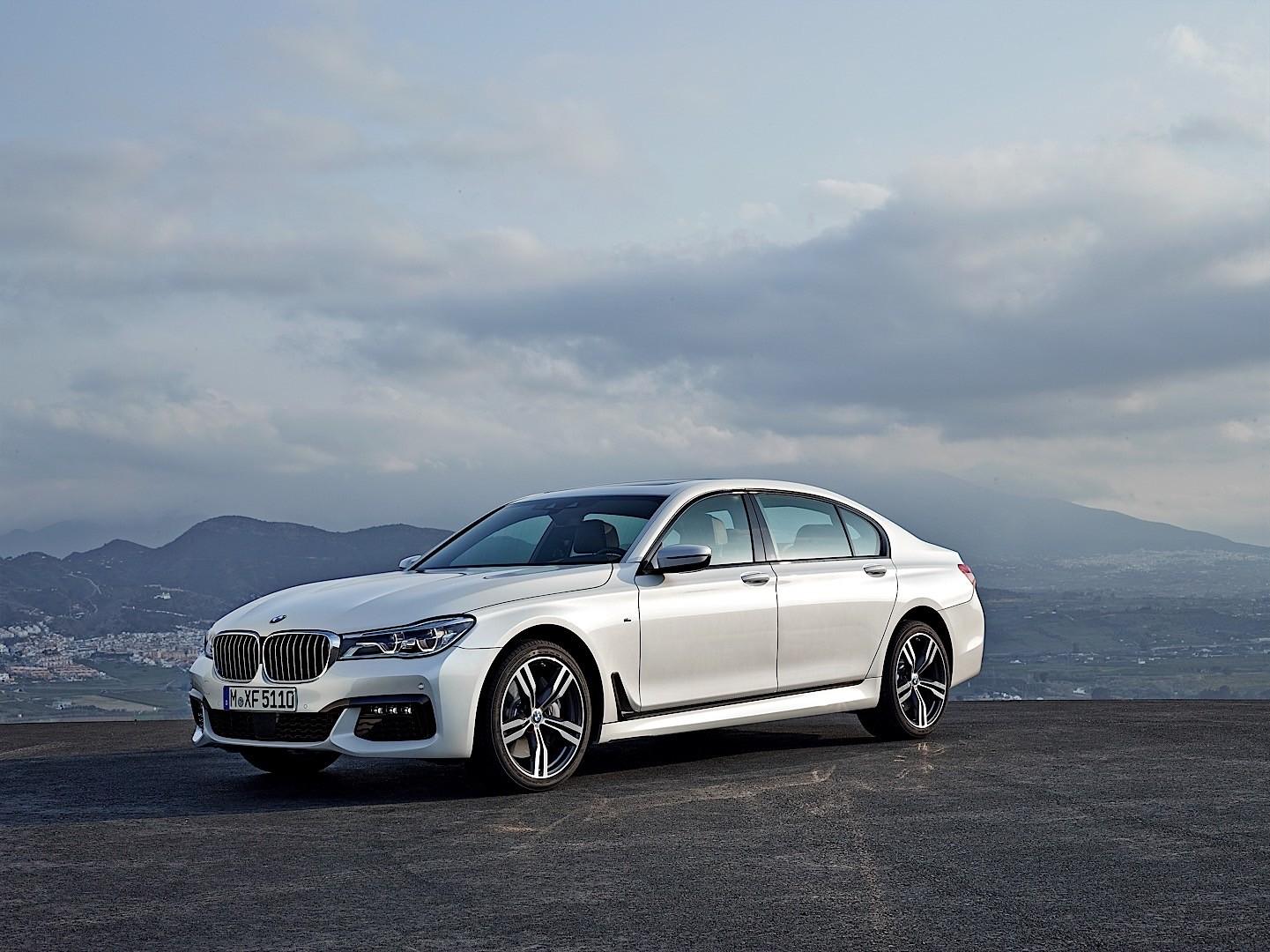 BMW 7 Series (G11/G12) - 2016 - autoevolution